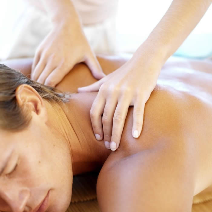 in-room relaxing massage