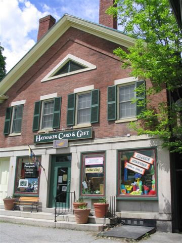 photo of Haymaker Card & Gift Shop in Morrisville, Vermont