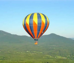 Elope in a Hot Air Balloon