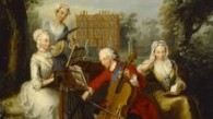 Frederick, Prince of Wales hosted music at Cliveden