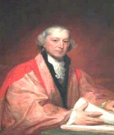 painting of William Johnson by Gilbert Stuart