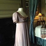 Pale lilac Regency ball gown